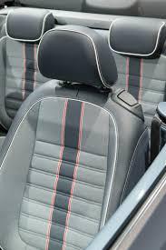special edition volkswagen beetle convertible denim seats