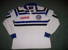 bath rugby alternative away rugby shirt 1993 to