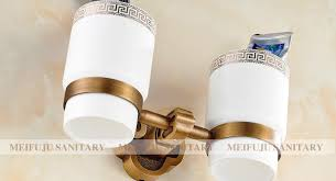 porta bathroom fittings. bathroom accessories bekerhouder toothbrush holder cup kit banheiro brass cer porta fittings r
