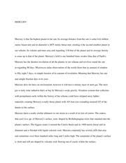 galileo galilei essay galileo galilei founder of contemporary  2 pages essay on mercury