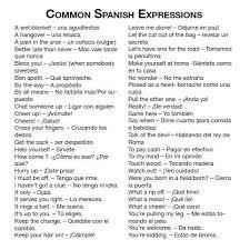 36 Best Speaking Spanish Images On Pinterest Learn Spanish