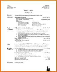 how to make cv for job attendance sheet a resume first high cover gallery of how too make a resume
