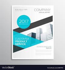 Business Poster Design Modern Blue Business Brochure Template Poster