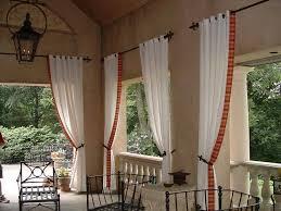 porch curtains idea home outdoor