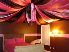 Fabric Ceiling For Bedroom   Home Decor Decorating Design Inspiration    Pinterest   Ceilings, Bedrooms And Fabrics