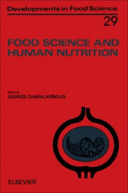 food science and human nutrition volume 29