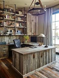 man office ideas. an allwood home office brings barnyardinspired chic to the next level contrasting shades and grains keep from looking too onedimensional man ideas o