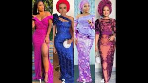 Nigeria Fashion Designer Clothes Delightful Pictures Of Nigerian Traditional Dresses Latest