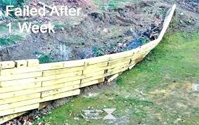 building a cinder block retaining wall how to build a block retaining wall retaining wall blocks