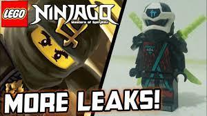 Ninjago: Season 12 Cole LEAKED! ⛰️ - YouTube