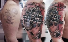 татуировки вдв служебные тату