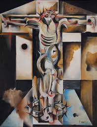 crucifixion 1969 dr jaime c laya collection