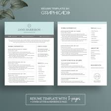 Resumes Page Resume Format Modern Template With Cover Letter And