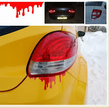 top 10 largest horror stickers for car brands and get free shipping ...