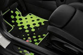 green car floor mats. 2014 Mini Hardtop Textile Floor Mat 04 Green Car Floor Mats E