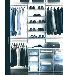 double hanging closet organizer hang rod bed bath beyond s