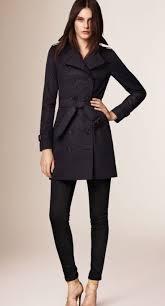 new burberry london heritage 2017 authentic sandringham navy trench coat mid