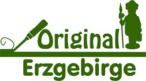 Original Erzgebirge Christbaum Beleuchtungde