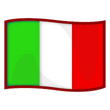 flag of italy emoji copy to facebook