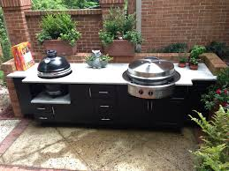 outdoor kitchen cabinets diy aluminum slate 4 piece cabinet set outdoor chandelier english bronze grow box culinary herbs home improvement and interior