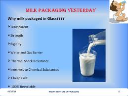 Milk Being Supplied In Tetra Pack And Through Vending Machines Fascinating Milk Packaging Yesterday Today Tomorrrow