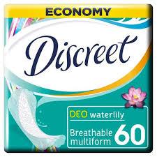 Купить <b>Прокладки</b> ежедневные <b>Discreet</b> Deo WaterLily <b>Multiform</b> ...