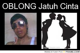 OBLONG Jatuh Cinta... - Meme Generator Separated at birth via Relatably.com