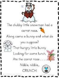 Pocket Chart Poems For Kindergarten 16 Best Kindergarten Pocket Chart Poems Images