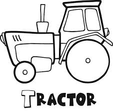 Small Picture Tractor coloring pages cartoon ColoringStar