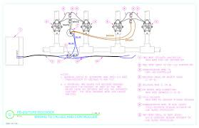 rain bird cad detail drawings two wire decoder control system AC Motor Starter Wiring Diagrams at Irrigation Pump Panel Wiring Diagram