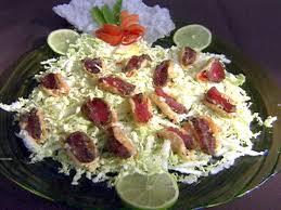 seared ahi tuna taco with asian slaw and plum sauce recipe food network