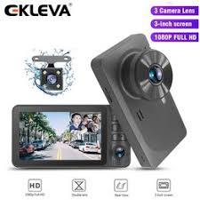 Findit 3.0 Inch Dash Cam IPS Car DVR 3 Cameras Lens ... - Vova