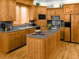 Kitchen cabinets wood Clean Pine Kitchen Cabinets Kabinet King Pine Kitchen Cabinets Pictures Options Tips Ideas Hgtv
