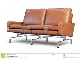 engaging brown leather sofa and loveseat