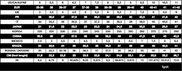 Shoe Size Chart 42 Shoe Size Conversion Chart Shoe Size Conversion Shoe Size
