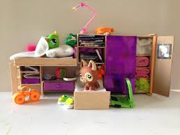 Littlest Pet Shop Bedroom Decor Diy Littlest Pet Shop House So Doing This With The Girls Over