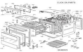 sa360x 5 single ovens wall ovens smeg models smeg search sa360x 5