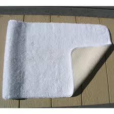 cotton bath rugs faze 3 bleach armour gold cotton bath rugs w latex back white per