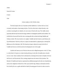 tortilla curtain analysis essay org tortilla curtain essay