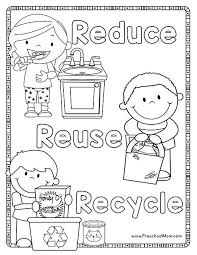 Coloring pages for preschoolers free fall printable kids colouring. Pin By Outdoor Learning Center On Recycle Preschool In 2021 Recycle Preschool Earth Day Coloring Pages Preschool Printables