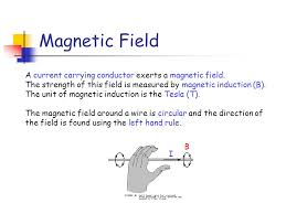 advanced higher physics unit 2 electromagnetism 2 magnetic