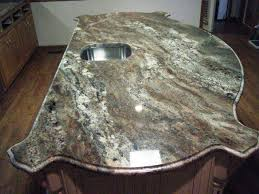 granite countertops per square foot home depot
