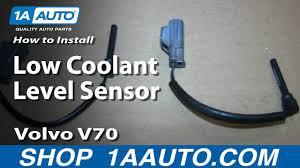 How To Replace Coolant Level Sensor 99 08 Volvo V70