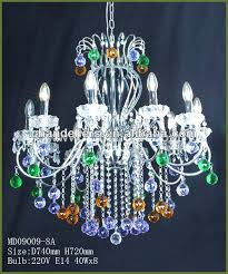 multi colored crystal chandelier color supplieranufacturers at milano