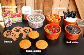 Creepy Halloween Cupcakes 52 Kitchen Adventures