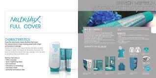 Nutrilux Hair Colour Chart Intercosmo Www Plamboy Com By Bluemax Ltd Issuu