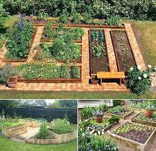 how to build a garden. How To Build Raised Garden Bed A U Shaped 4 .