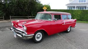 All Chevy 1957 chevy wagon for sale : 1957 Chevrolet 2 Door Handyman Station Wagon For Sale~Strong 350 ...
