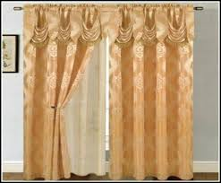 sheer ruffled curtains priscilla curtains with attached valance incredible curtains with attached valance and awesome curtains with attached valance