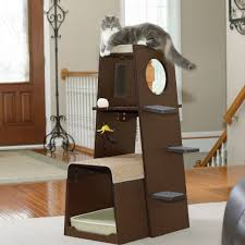modern design cat furniture. Cool Cat Accessories ♥ Trees Without Carpet To Suit Your Modern Or Minimalist Home Design Furniture